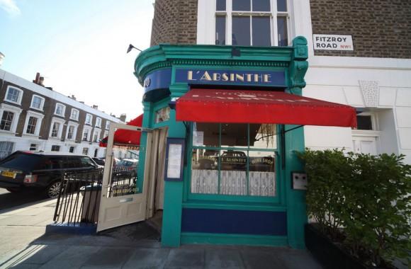 L'Absinthe - A Hansen's project